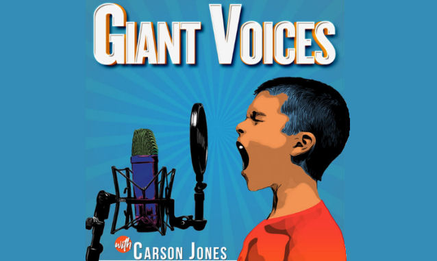 Giant Voices with Carson Jones on the New York City Podcast Network