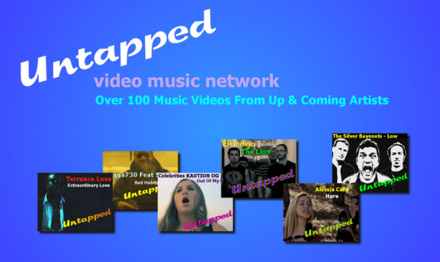 Untapped Video Music Podcast on the New York City Podcast Network