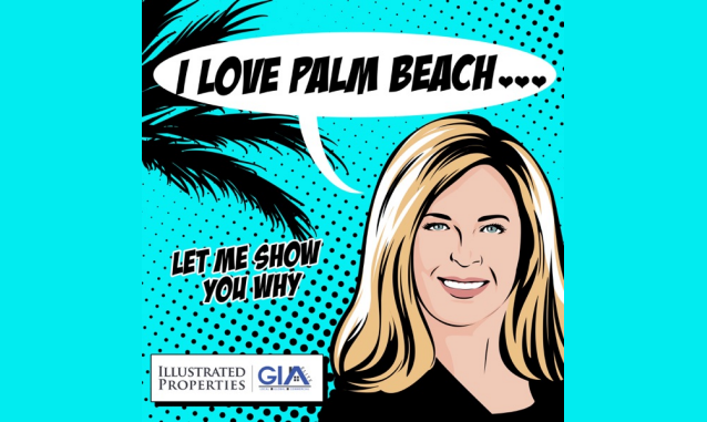 I Love Palm Beach Rebecca Giacobba on the New York City Podcast Network