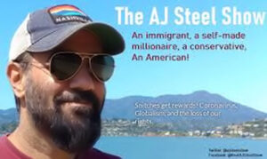 The AJ Steele Podcast On The New York City Podcast Network