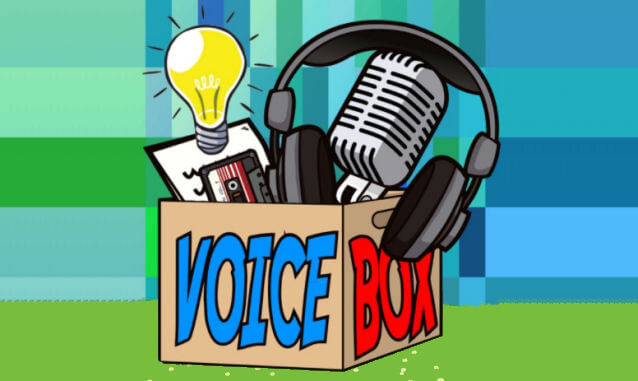 The VoiceBox Podcast with Christopher Romance and Simon Weis on the New York City Podcast Network