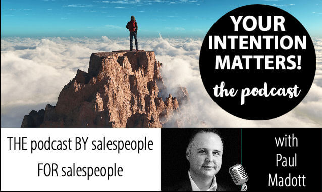 YOUR INTENTION MATTERS! on the New York City Podcast Network
