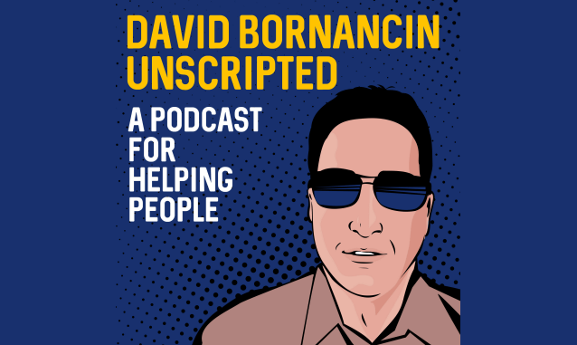 David Bornancin Unscripted on the New York City Podcast Network