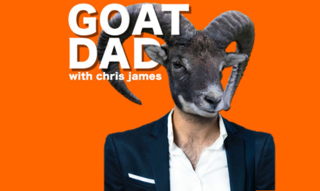 "The Goat Dad"" w/Chris James on the New York City Podcast Network"