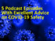 The 5 Best Podcast Episodes to Subscribe to for 2021 for Coronavirus and the United States Economy
