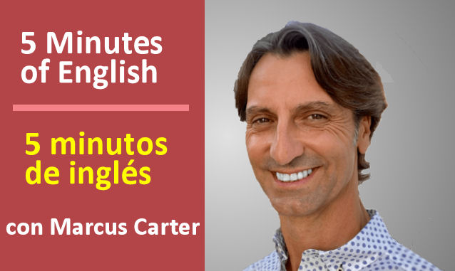 5 minutos de inglés con Marcus Carter on the New York City Podcast Network