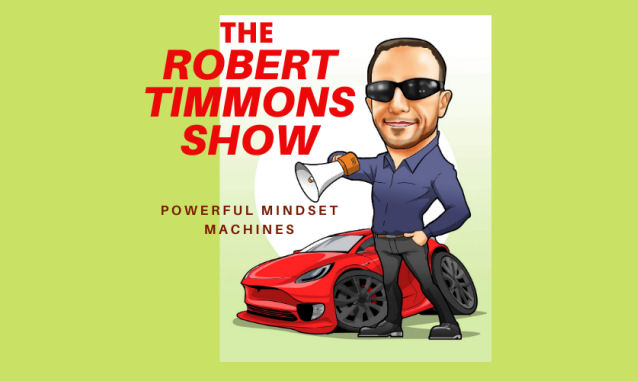 The Robert Timmons Show on the New York City Podcast Network