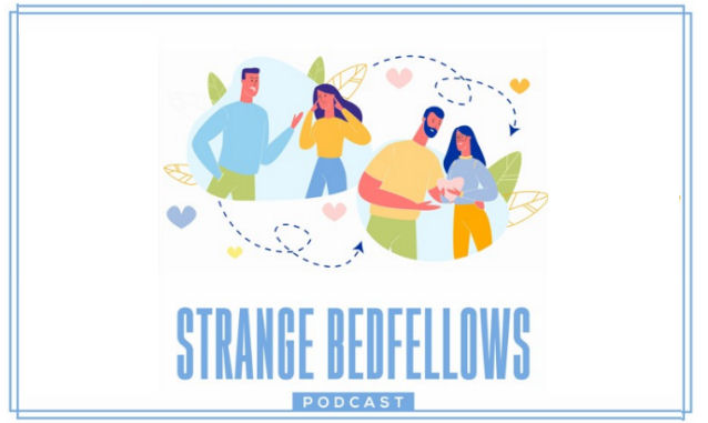 Strange Bedfellows on the New York City Podcast Network
