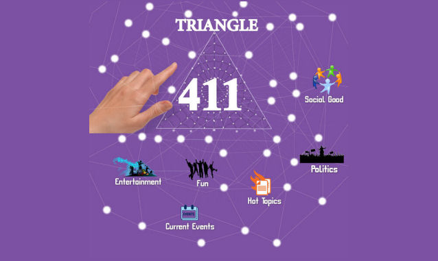 Triangle 411 Podcast from New York City Podcast Network