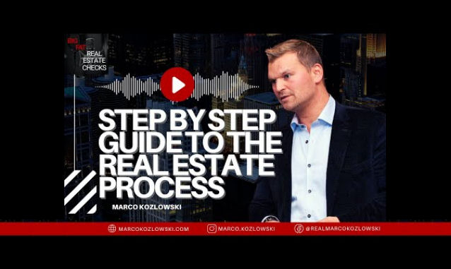 Big Fat Real Estate Checks Marco Kozlowski: Real Estate Investor and Guide on the New York City Podcast Network