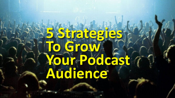 5 Best Strategies For Podcasters To Grow Their Audiences   New York City Podcast Network