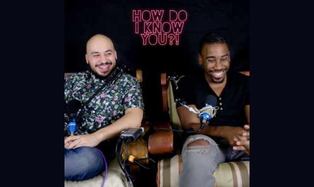 How Do I Know You?! Dwayne Campbell & Mark Martinez on the New York City Podcast Network
