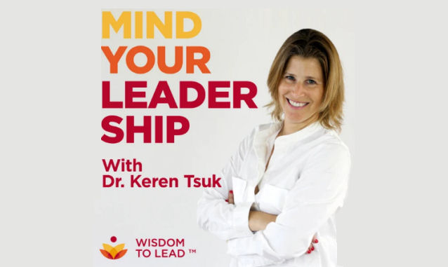 Mind Your Leadership Keren Tsuk on the New York City Podcast Network