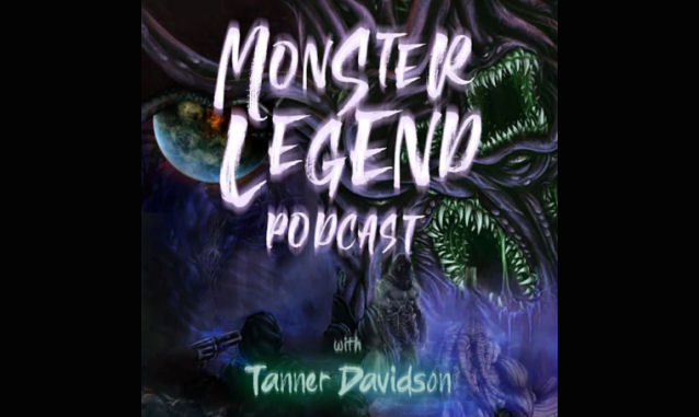 Monster Legend Podcast with Tanner Davidson on the New York City Podcast Network