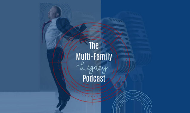 Multifamily Legacy Podcast with Corey Peterson on the New York City Podcast Network