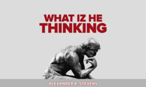 What Iz He Thinking Podcast from the New York City Podcast Network