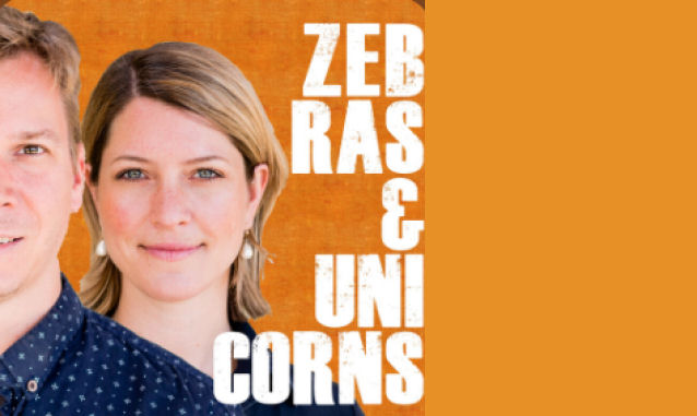Zebras and Unicorns on the New York City Podcast Network