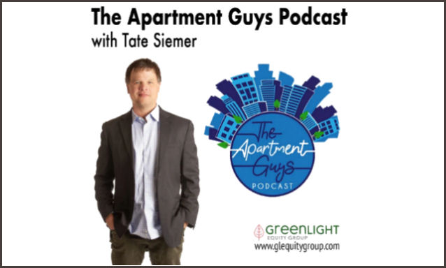 The Apartment Guys Podcast Tate Siemer on the New York City Podcast Network