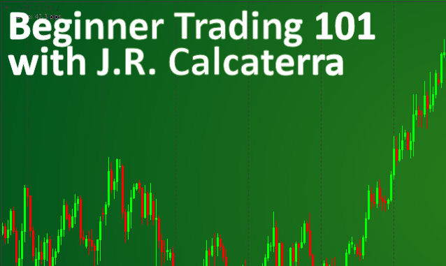 Beginner Trading 101 with J.R. Calcaterra Podcast on the New York City Podcast Network