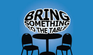 Bring Something To The Table By Ashley and John Podcast On the New York City Podcast Network
