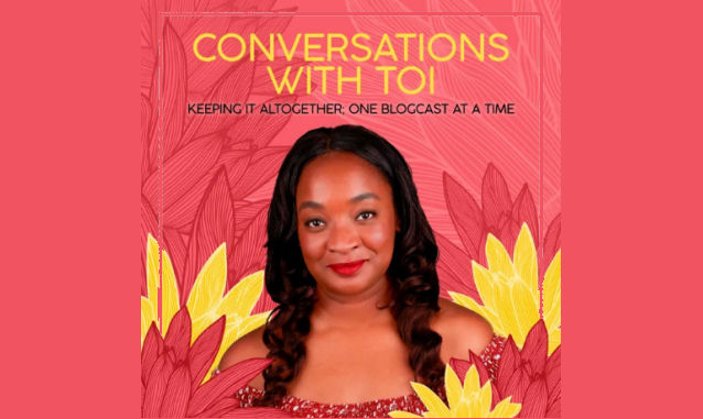 Conversations with Toi LaToi Storr on the New York City Podcast Network