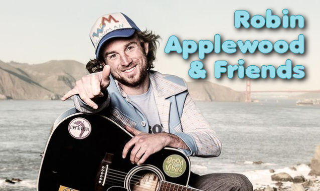 Robin Applewood & Friends on the New York City Podcast Network