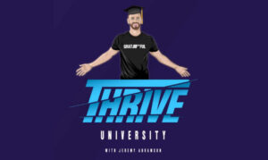 Thrive University Jeremy Abramson On the New York City Podcast Network