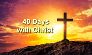 40 days with Christ By Mark S. Wendt on LatestPodcastEpisodes.com