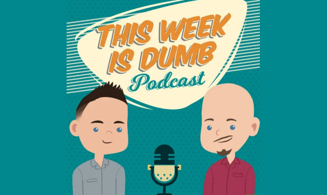 This Week is Dumb with  Garrett and Yury on the New York City Podcast Network